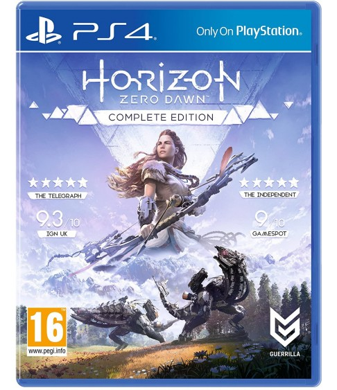 Horizon Zero Dawn - Complete Edition [PS4]